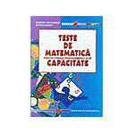 Teste de matematica pt. pregatirea examenului de capacitate