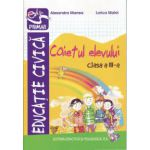 Educatie Civica III- Caietul elevului