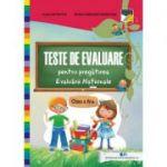 Teste de evaluare pentru pregătirea Evaluării Naţionale