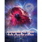 COMPENDIU DE FIZICĂ-Teorie și aplicații practice-pentru clasa a VII-a