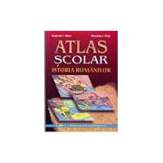 Atlas şcolar- Istoria românilor