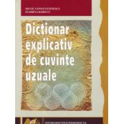 Dicţionar explicativ de cuvinte uzuale