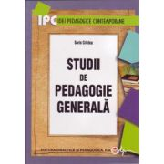 Studii de pedagogie generală