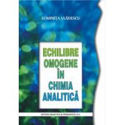 Echilibre omogene in chimia analitica