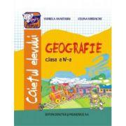 Caiet de geografie cls. a-IV-a
