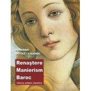 Renaştere, Manierism, Baroc – Istoria artelor plastice