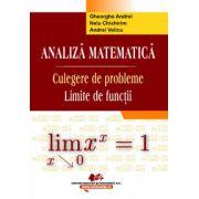 Analiză matematică • Culegere de probleme • Limite de funcţii