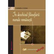 În deschisul filozofării (e-book)
