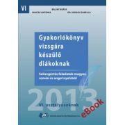 Gyakorlókönyv hatodikosoknak (e-book)