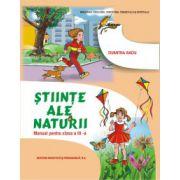 Ştiinte ale naturii, manual pentru clasa a III-a