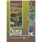 Chimie, manual pentru clasa a IX-a