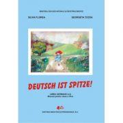 Limba germana, manual pentru clasa a VII-a (L2) Deutsch ist Spitze!
