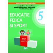 Educaţie fizică şi sport: manual pentru clasa a V-a