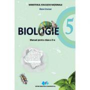 Biologie: manual pentru clasa a V-a