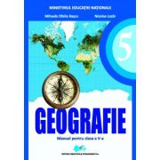 Geografie: manual pentru clasa a V-a
