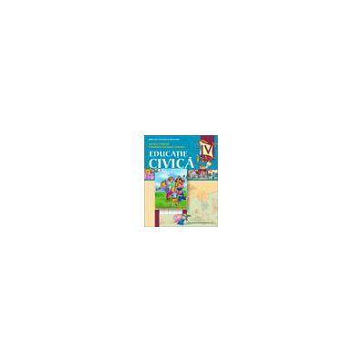 Educaţie civică, manual pentru clasa a IV-a