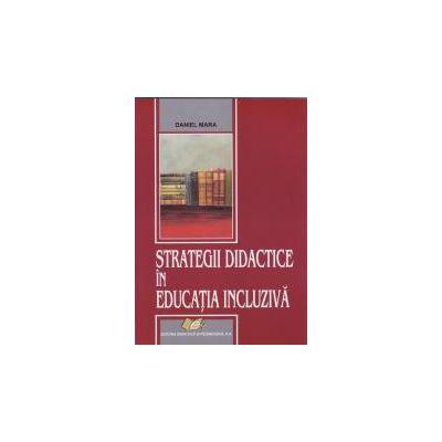 Strategii didacice în educaţia inclusivă