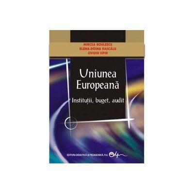 Uniunea Europeana-Institutii,buget,audit