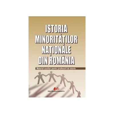 ISTORIA MINORITAŢILOR NAŢIONALE DIN ROMÂNIA