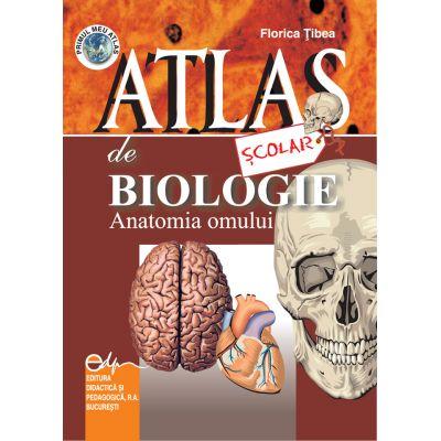 Atlas şcolar de biologie-Anatomia omului