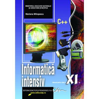 Informatica intensiv XI