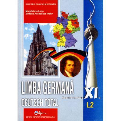 Limba Germana XI L2