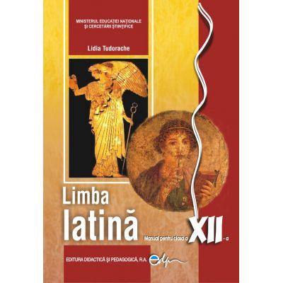 Limba latina, manual pentru clasa a XII-a