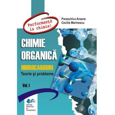 Chimie organică – Hidrocarburi-Teorie şi probleme