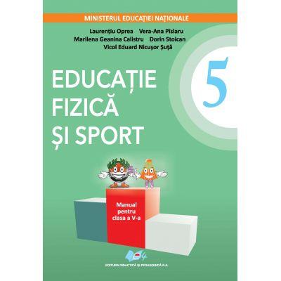Educatie fizica si sport - manual pentru clasa a V-a