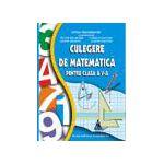 Culegere de matematica pt. clasa a V-a