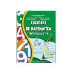 Culegere de matematica VI