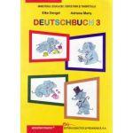 Limba germană maternă, manual pentru clasa a III-a DEUTSCHBUCH 3