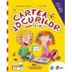 Cartea jocurilor clasele I şi a II-a