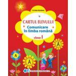 Caietul elevului, Comunicare în limba română - clasa I