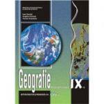 Geografie, manual pentru clasa a IX-a