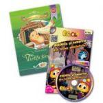 Turtiţa fermecată + CD Piticlic şi comorile