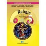 Religie - cultul romano-catolic: manual pentru clasa a V-a