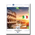 LIMBA MODERNĂ 1 ITALIANĂ-Manual pentru clasa a VI-a
