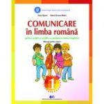 COMUNICARE ÎN LIMBA ROMÂNĂ PENTRU ȘCOLILE ȘI SECTIILE CU PREDARE ÎN LIMBA MAGHIARĂ -Manual pentru clasa I
