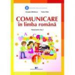 COMUNICARE ÎN LIMBA ROMÂNĂ -Manual pentru clasa I-TUDORA PITILA