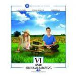 LIMBA ȘI LITERATURA ROMÂNĂ -Manual pentru clasa a VI-a