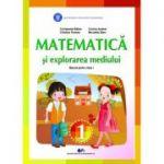 MATEMATICA ȘI EXPLORAREA MEDIULUI- Manual pentru clasa I