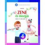 MUZICĂ ȘI MIȘCARE-Manual în limba maghiară pentru clasa a IV-a