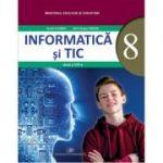 INFORMATICĂ ȘI TIC - Manual pentru clasa a VIII-a-ANDREI FLOREA, SILVIU-EUGEN SĂCUIU