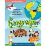GEOGRAFIE-Manual pentru clasa a IV-a