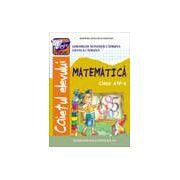 Caiet de Matematica cls. a-lV-a