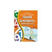 Culegere de matematica pt. clasa a VII-a