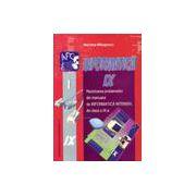 Informatică cls. a IX-a. Rezolvarea problemelor din manualul de Informatică Intensiv de cls. a IX-a