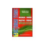 Dicţionar tehnic maghiar-român