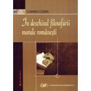 În deschisul filosofării morale româneşti